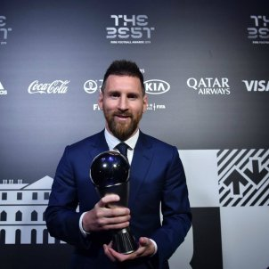 Leo Messi The Best @FIFA