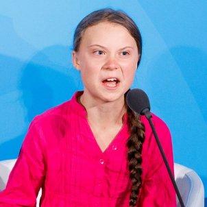 Greta Thunberg ONU - EFE