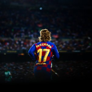 Griezmann Barça EuropaPress