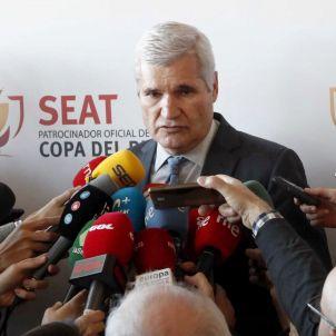 Pere Gratacos Barça EFE