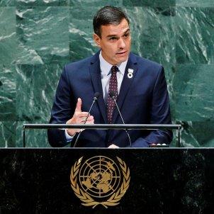 Pedro Sánchez ONU   EFE