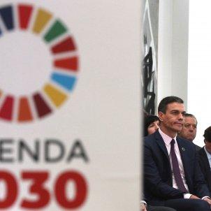Pedro Sánchez agenda 2030   EFE