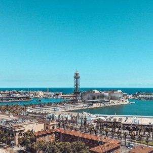 port barcelona - unsplash
