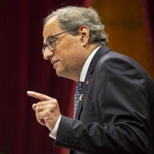 Debat Politica General Quim Torra Parlament - Sergi Alcàzar
