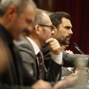 Roger Torrent Mesa Debat Politica General - Sergi Alcàzar