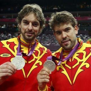 Gasol Jocs Olimpics londres 2012