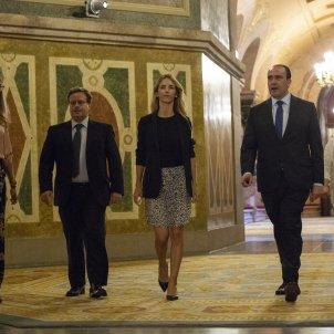 Cayetana Alvarez PP Debat política General Sergi Alcàzar 01