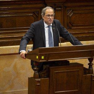 Quim Torra Debat política General - Sergi Alcàzar