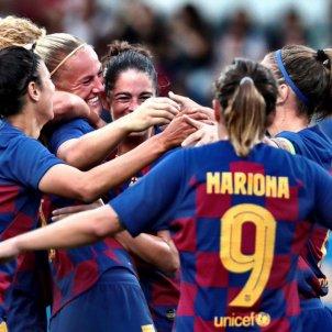 Mariona Alexia Barca Juventus Womens Champions League @FCBfemeni