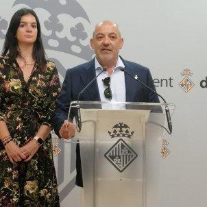 Sergio Rodríguez vox palma - europa press