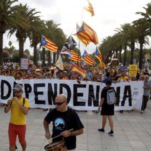 manifestacio independentista salou acn