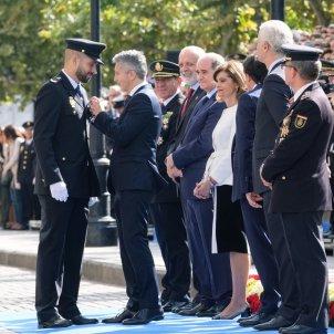 ministre Grande Marlaska Dia de la Policia EFE