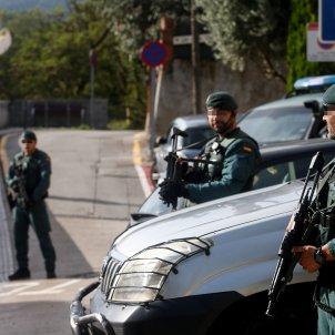 cdr policia guardia civil detencions 23 setembre EFE 4