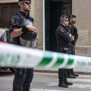 Guardia Civil Sabadell detencions - Sergi Alcàzar