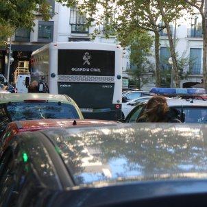 Autocar CDR empresonats audiencia nacional - ACN