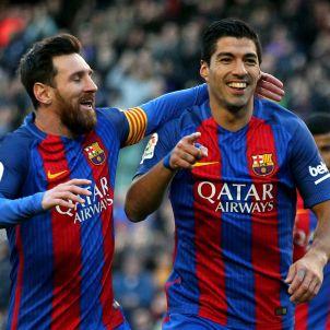 Luis Suarez Leo Messi Barça Las Palmas EFE