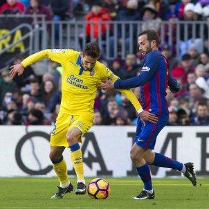 Aleix Vidal Barça Las Palmas EFE