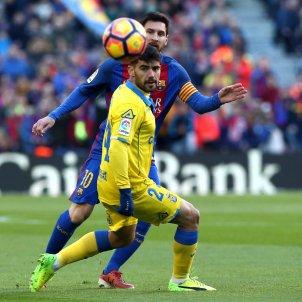 Leo Messi Barça Las Palmas EFE