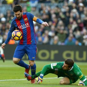 Messi Las Palmas Barça EFE