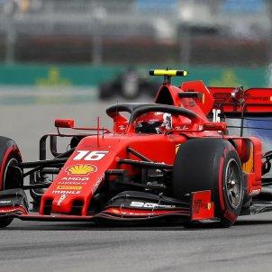 Charles Leclerc Ferrari Fórmula 1 EFE