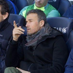 Luis Enrique Unzue Camp Nou EFE
