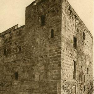 Presó de Pilats (1939). Font Ajuntament de Tarragona (1)