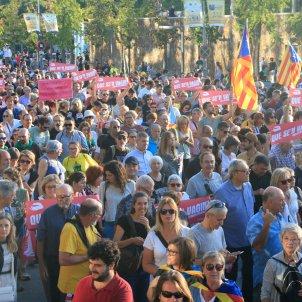 Manifestació Sabadell CDR - acn