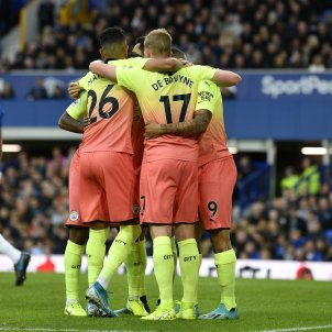 Manchester City De Bruyne EFE