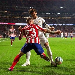Trippier Sergio Ramos Atlètic Reial Madrid EFE