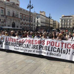 manifestacio cdr madrid - @iDiarioES