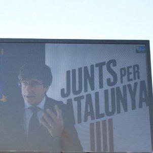 Carles Puigdemont acte Lledoners