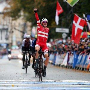 Mads Pedersen Mundial ciclisme EFE
