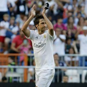 Raul Gonzalez Blanco Madrid EFE
