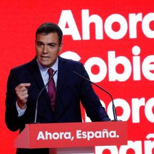Sánchez PSOE eleccions campanya EFE