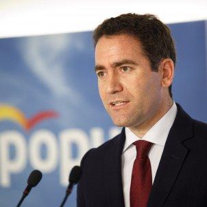 Comité direcció PP Barcelona Teodoro García Egea - Sergi Alcàzar