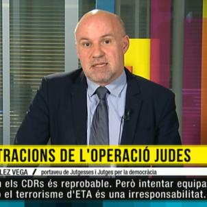 Ignacio González Vega TV3