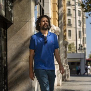 Arnau Gonzalez Vilalta escriptor - Sergi Alcazar