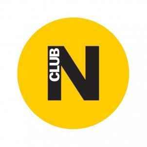 Logo Club El Nacional blanc