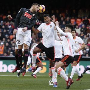 Espanyol Valencia Gerard Moreno EFE