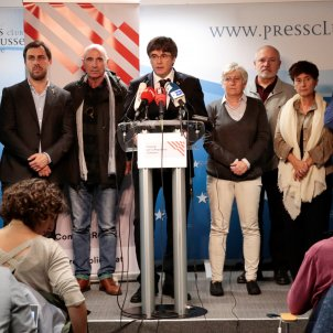 carles puigdemont consell republica - Efe