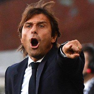 Antonio Conte Inter Milà Champions EFE