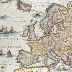 Europa 1650 (gran)