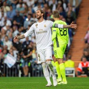 Sergio Ramos Reial Madrid Bruges EFE