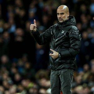 Pep Guardiola Manchester City Dynamo Zagreb EFE