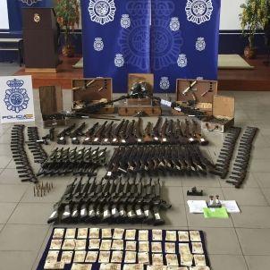 armes incautades efe