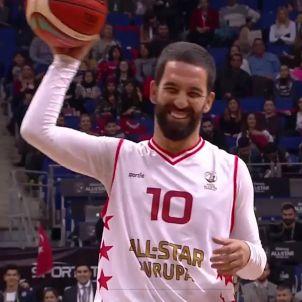 Arda Turan bàsquet   Captura pantalla