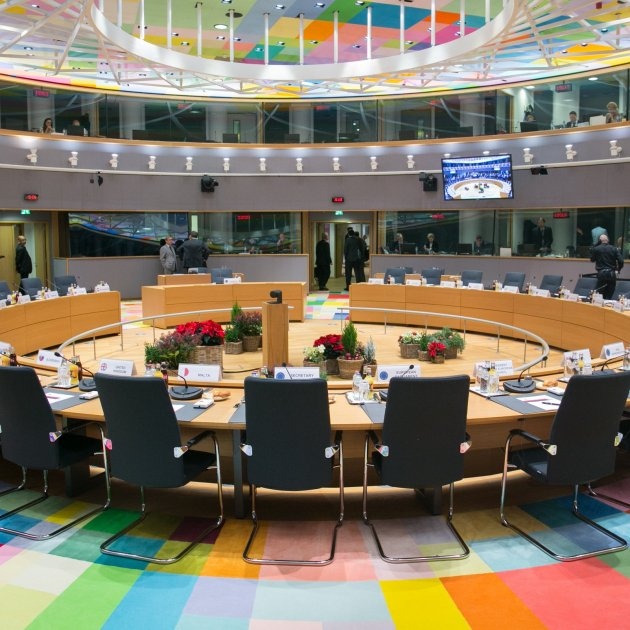 Consell Europeu   Wikimedia European Council