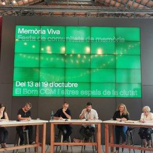 projecte Memoria Viva ICUB