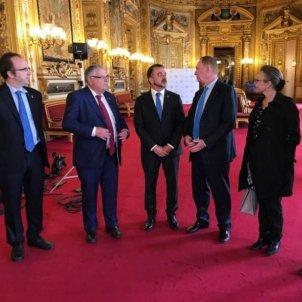 Alfred Bosch senadors francesos Exteriors