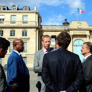 Alfred Bosch diputats francesos - ACN